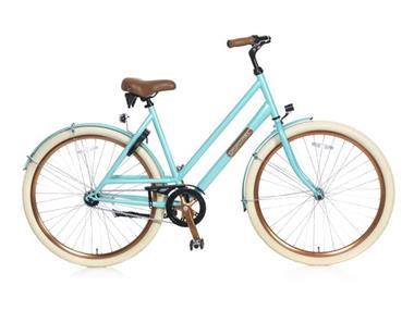 Grote foto montebella damesfiets 28 inch lichtblauw fietsen en brommers damesfietsen