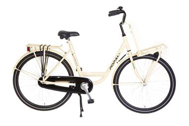Grote foto popal shifter transportfiets 28 inch creme fietsen en brommers damesfietsen