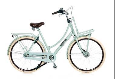 Grote foto daily dutch prestige n7 rb nd transportfiets 28 inch shadow fietsen en brommers damesfietsen
