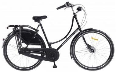 Grote foto popal omafiets n7 versnellingen 28 inch zwart fietsen en brommers damesfietsen