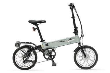 Grote foto elektrische vouwfiets e folt 4.0 16 inch shimano silver min fietsen en brommers elektrische fietsen
