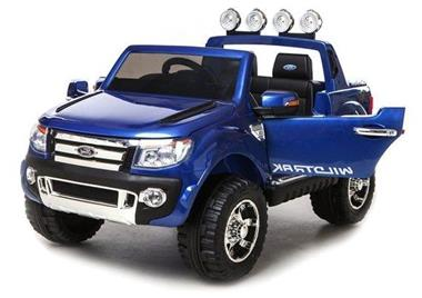 Grote foto ford ranger blauw 12v full options 12v10ah kinderen en baby los speelgoed