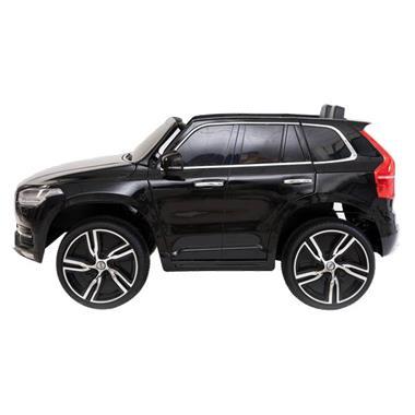 Grote foto volvo xc90 zwart metallic 12v10ah accu bleuthoot kinderen en baby los speelgoed