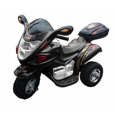 Grote foto bmw roadster look motor 6v zwart kinderen en baby los speelgoed