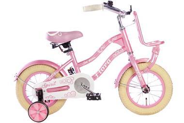 Grote foto spirit flora 12 inch transportfiets voorrek diverse kleure fietsen en brommers kinderfietsen