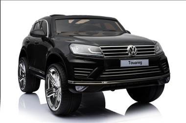Grote foto volkswagen touareg 2.4 ghz leder full option zwart kinderen en baby los speelgoed