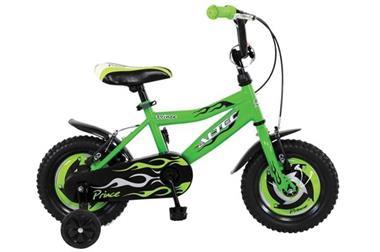 Grote foto altec prince 12 inch jongensfiets groen fietsen en brommers kinderfietsen