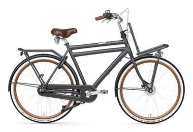 Grote foto daily dutch prestige n7 rb nd 28 inch transportfiets petrol fietsen en brommers herenfietsen