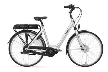 Grote foto e volution 12.0 elektrische damesfiets 28 inch silver mint fietsen en brommers damesfietsen