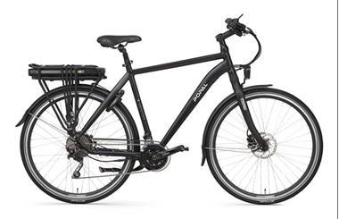 Grote foto e volution 15.0 elektrische herenfiets 28 inch matt zwart fietsen en brommers elektrische fietsen