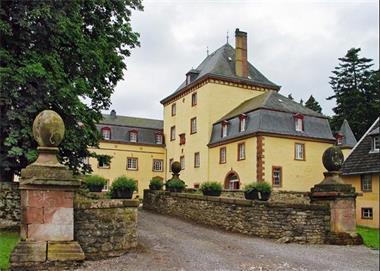 Grote foto vakantiehuis voor 4 p op een kasteel in de eifel vakantie duitsland west