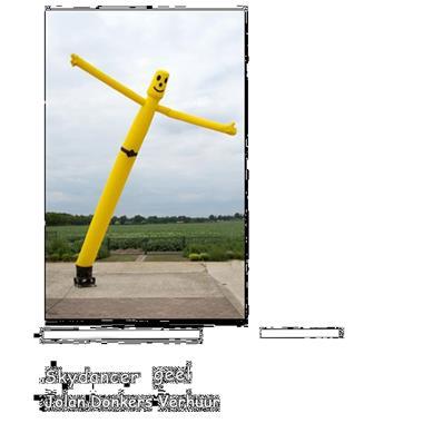 Grote foto airswinger skytube te huur hobby en vrije tijd feestartikelen verhuur