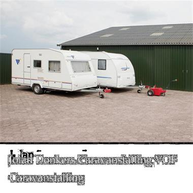 Grote foto luxe travelsleeperstalling caravans en kamperen stalling