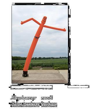 Grote foto skytube skydancer abraham of sara of te huur hobby en vrije tijd feestartikelen verhuur