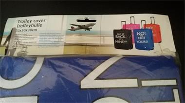 Grote foto te koop 2 koffer trolly beschermhoezen vakantie accessoires
