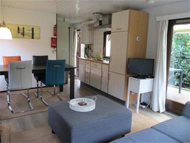 Grote foto chalet huurwoning tijdelijk te huur omgeving groningen fries vakantie campings