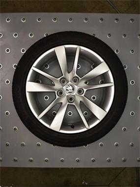 Grote foto 3102 set 17 skoda octavia trius wielen auto onderdelen overige auto onderdelen