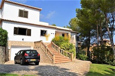 Grote foto nicevilla in pedreguer 10 km to the sea. huizen en kamers vrijstaand