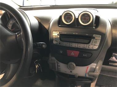 Grote foto toyota aygo 2008 1.0 12v 5drs airco auto toyota
