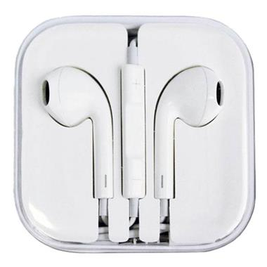 Grote foto 5 pack iphone ipad ipod in ear earphones oortjes pods ecoute audio tv en foto koptelefoons