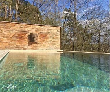 Grote foto ardennen durbuy wellness villa roos te huur vakantie belgi
