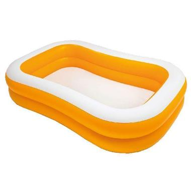 Grote foto intex mandarin pool 229x147x46 kinderen en baby los speelgoed