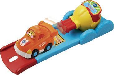 Grote foto toet toet auto lanceerbaan kinderen en baby speelgoed voor jongens