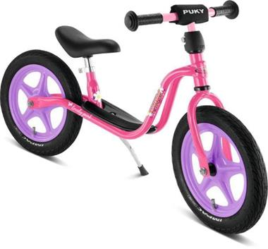 Grote foto puky lr 1l 4010 loopfiets pink fietsen en brommers kinderfietsen