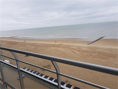 Grote foto westende zeedijk app. 2slp wifi garage strandk vakantie belgi