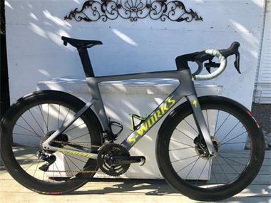Grote foto 2019 specialized s works venge 56cm fietsen en brommers sportfietsen