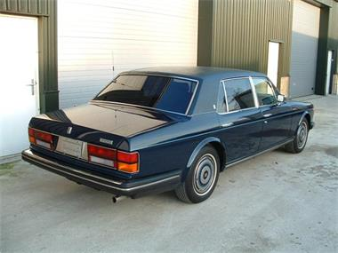 Grote foto rr silver spur 65000 km topstaat auto rolls royce