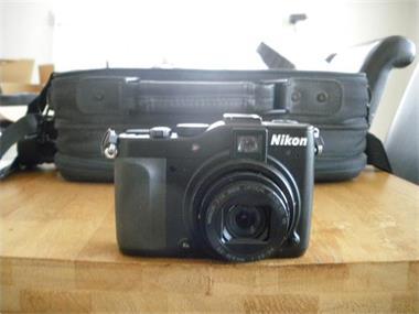 Grote foto nikon coolpix p7000 dig.camera audio tv en foto camera digitaal