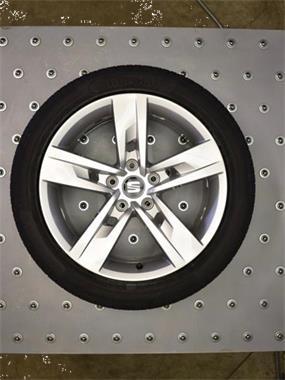 Grote foto 3227 set 17 seat dynamic wielen nieuw auto onderdelen overige auto onderdelen