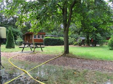 Grote foto vakantiepark trimunt verhuur van tijdelijke stacaravans chal vakantie nederland noord