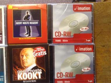 Grote foto 21 cd muziek van bekende zangers 253 liedjes cd en dvd overige