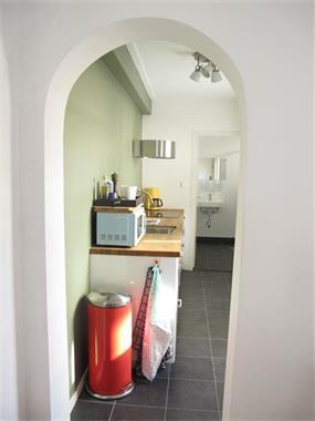 Grote foto furnished 2 room corner house huizen en kamers appartementen en flats
