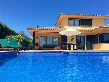 Grote foto luxe vakantievilla s met zwembad costa brava vakantie spanje