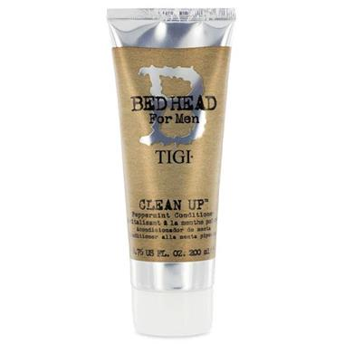 Grote foto tigi bed head men clean up peppermint conditioner 200ml kleding dames sieraden