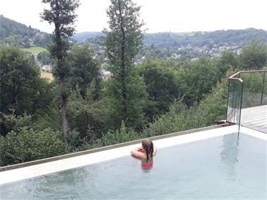 Grote foto ardennen durbuy luxe wellness chalet te huur vakantie belgi