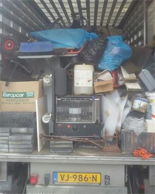 Grote foto ontruimen opruimen leeghalen schoonmaken bedrijfspanden bedrijfsruimte te huur