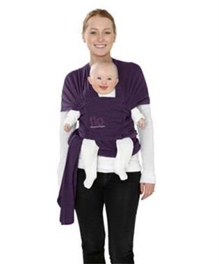 Grote foto flex draagdoek plum pudding kinderen en baby overige babyartikelen