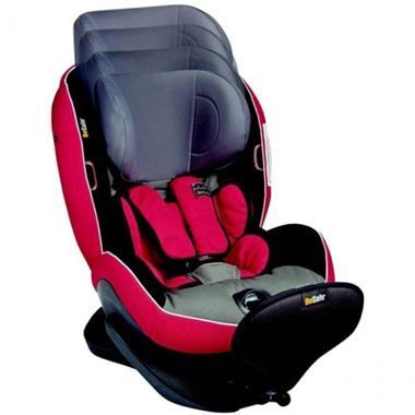 Grote foto izi plus autostoel groep 0 1 black cab kinderen en baby autostoeltjes