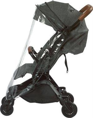 Grote foto vega buggy grey melange kinderen en baby kinderwagens