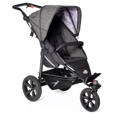 Grote foto joggster trail antraciet premium line kinderen en baby kinderwagens