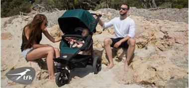 Grote foto joggster trail 2 pine grove kinderen en baby kinderwagens
