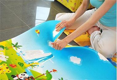 Grote foto speeltapijt speelkleed flower garden l kinderen en baby babyspeelgoed