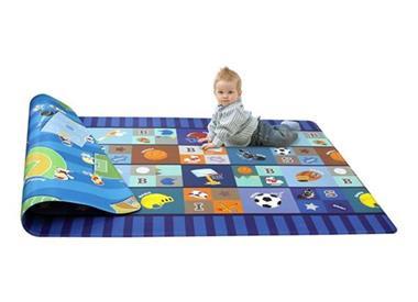 Grote foto speeltapijt speelkleed star player m kinderen en baby babyspeelgoed
