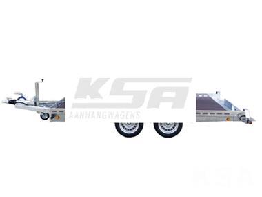 Grote foto tohaco ma227 3715370 x 150 2700 kg autoambulance auto diversen aanhangers