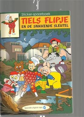Grote foto 2 stripboeken flipje tiel boeken stripboeken