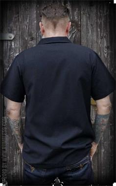 Grote foto rumble 59 lounge shirt sound of rock n roll. kleding heren t shirts
